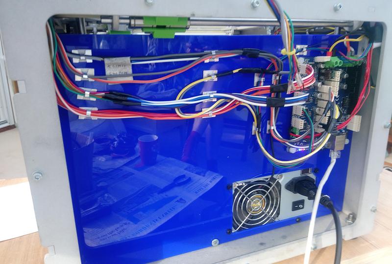Shapercube Wiring
